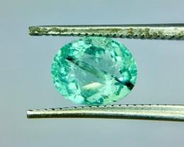 1.30 CT GIL Certified Natural Paraiba Tourmaline AA Quality Gemstone