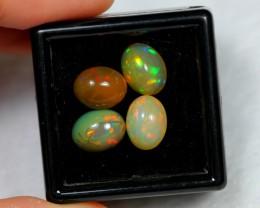 NR Lot 15 ~ 5.31Ct Natural Welo Ethiopian Opal Lot