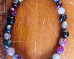 Natural Tourmaline  Bracelets  PPP 1734