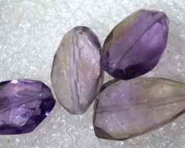 22.15CTS AMETHYST FACETED STONE TBG-2732