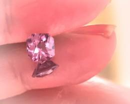 1.03ct Blushing Pink Spinel Octagon Cut