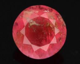 Gil Cert  Raspberry beryl Pezzottaite 1.40 ct aka Raspberyl Supreme Rare SK