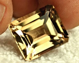 19.13 Carat Golden Brazil VVS Topaz - Gorgeous