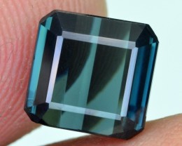 2.50 CT NATURAL INDICOLITE TOURMALINE GEMSTONE