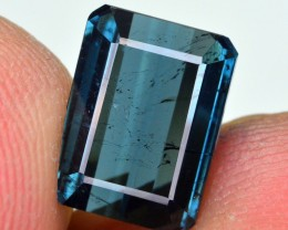 2.75 CT NATURAL INDICOLITE TOURMALINE GEMSTONE