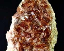 332 CT Natural - Unheated Rare Axinite Specimen