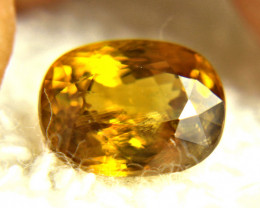 4.12 Carat Flashy Rainbow Sphene - Beautiful