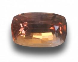 Natural  Pinkish Orange Sapphire |Loose Gemstone| Sri Lanka - New