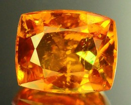 Certified 1.52 ct Rare Natural Top Color Clinohumite