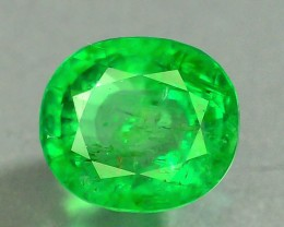 Certified 1.34 ct Natural Untreated Emerald~Panjshir