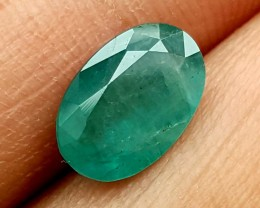 1.65 Cts WORLD RAREST GRANDIDIERITE  Gemstone   Jl158