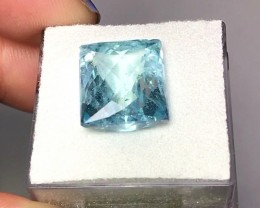 8.45 cts AQUAMARINE GEM