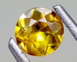 YELLOW SPHENE TOP COLOR 0.45CT BEST QUALITY GEMSTONE IGC87