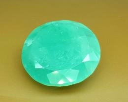 14.50 Crt Natural Rare Grandidierite Faceted Gemstone (R 112)