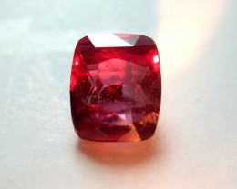 GIA 9.5ct Color Change Garnet, Pinkish Purple to Vivid Pink