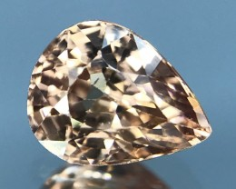 1.00 CT NATURAL IMPERIAL ZIRCON HIGH QUALITY GEMSTONE S96