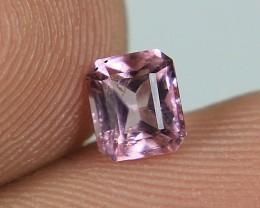 Natural Pink Tourmaline Gem