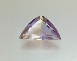 4.90 Crt Natural Ametrine Faceted Gemstone (R 113)