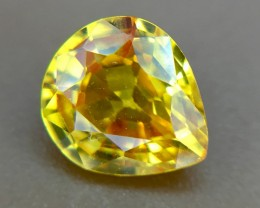 0.75 Crt Natural Zircon Faceted Gemstone (R 113)
