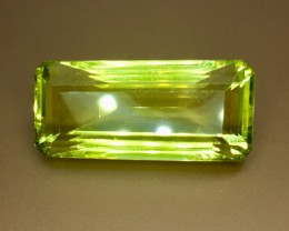 24.40 Crt Natural Lemon Quartz Faceted Gemstone (924)