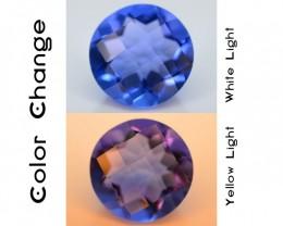 5.60 ct Color Change Fluorite SKU-1