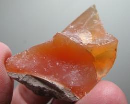 46.06 ct Fire Opal Rough from Honduras