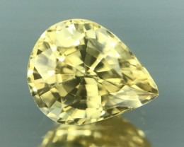 1.82 CT NATURAL YELLOW ZIRCON HIGH QUALITY GEMSTONE S97