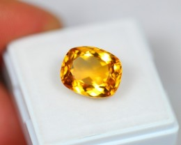 Lot 15 ~ 6.16Ct Natural VS Clarity Golden Color Citrine