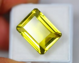Lot 18 ~ 21.84Ct Natural VS Clarity Yellow Color Lemon Quartz