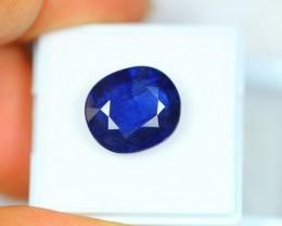 10.80ct Natural Ceylon Blue Sapphire Oval Cut Lot GW262