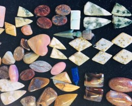 Re sellers trade Deal Mixed 52 Gemstones PPP 1882