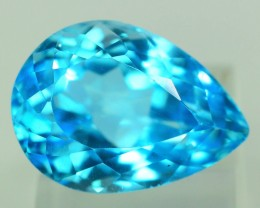 30.75 ct Natural Top Quality Swiss Topaz