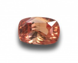 1.08 Carats | Natural Unheated Padparadscha|Loose Gemstone| Sri Lanka - New