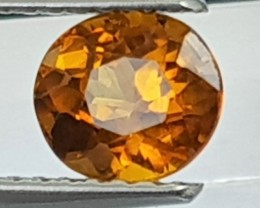 1.05cts, Mali Garnet,  Untreated, Open Bright Color