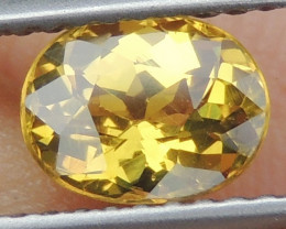 1.10cts, Mali Garnet,  Untreated, Open Bright Color