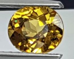 1.24cts, Mali Garnet,  Untreated, Open Bright Color
