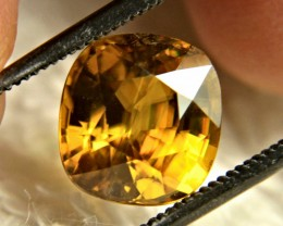 3.57 Carat VVS/VS Siberian Sphene - Superb