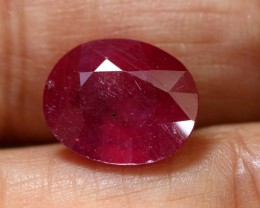 7.21 CTS CERTIFIED RUBY NATURAL FACETED CG-2356