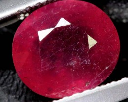 2.65 CTS CERTIFIED RUBY NATURAL FACETED CG-2359