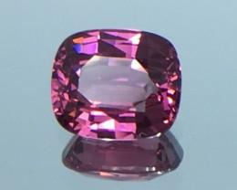 1.24 Ct Natural Rhodolite Garnet Excellent Color ~ Kj56