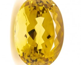 170.00ct Exquisite Toned CITRINE - SUPERB  QUALITY GEM