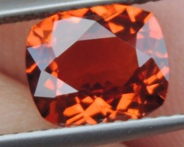 2.22cts Mandarin Spessartite,  Untreated