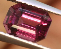 1.25 CTS GARNET FACETED NATURAL STONE TBG-2736