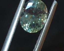 Natural Unheated Green Sapphire|Loose Gemstone| Sri Lanka - New