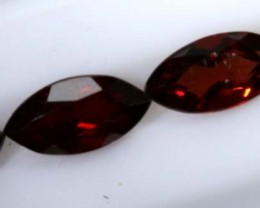 5.15 CTS GARNET FACETED STONE PG-2432
