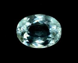8.46 cts Certified Untreated Aquamarine Gemstone from Pakistan