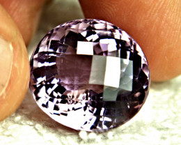30.9 Carat VVS Brazilian Cushion Amethyst - Gorgeous
