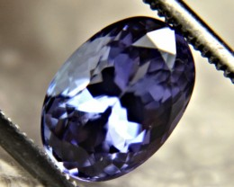 CERTIFIED - 2.60 Carat VVS1 African Tanzanite - Gorgeous
