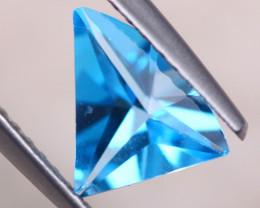 1.16Ct Natural Swiss Blue Topaz Fancy Cut Lot Z527