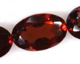 1.55 CTS GARNET FACETED NATURAL STONE TBG-2740